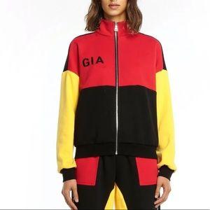 I.AM.GIA cozy zip up sweatshirt